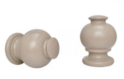 Button Ball Truffle
