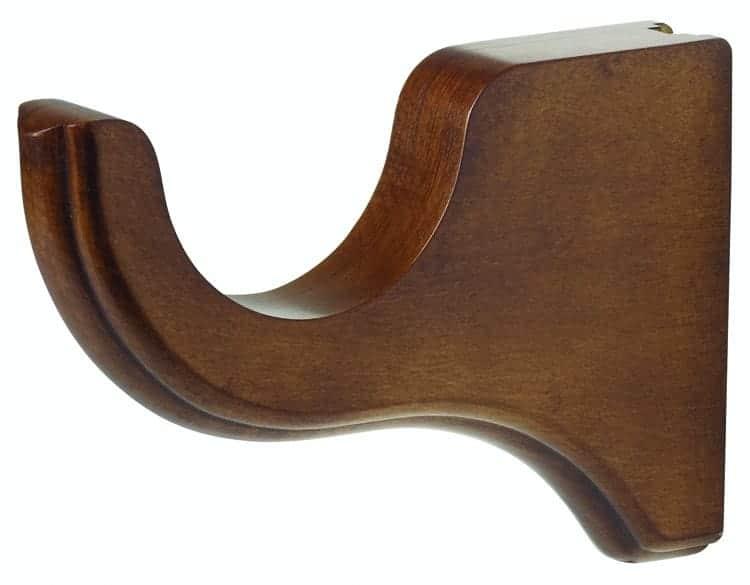 Wood pole bracket holder