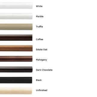 Wood Trend Poles