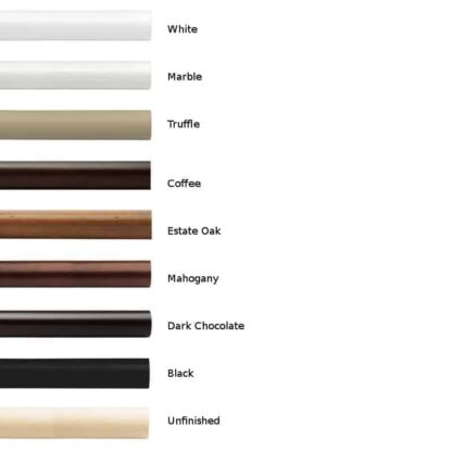 Wood Trend Colors