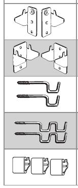 lockseam curtain rod brackets