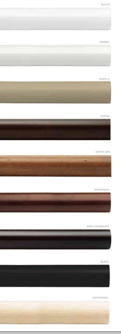 Kirsch Wood Trends