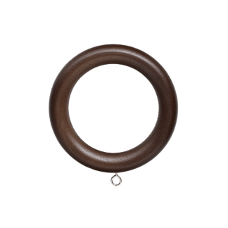 "1 3/8"" Ring Walnut"