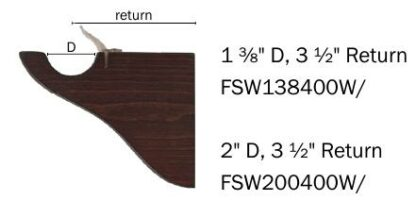 Wood Bracket Specs