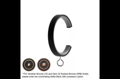 Matte Black C-ring