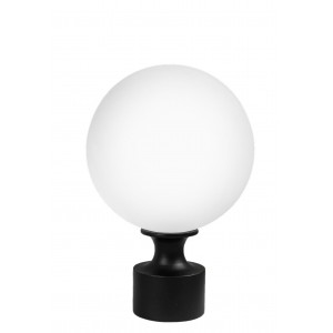 Frosted Ball Finial
