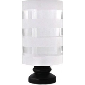Striped Cylinder Finial