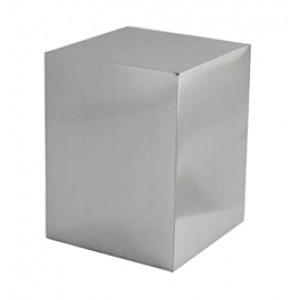 Metal Block Finial
