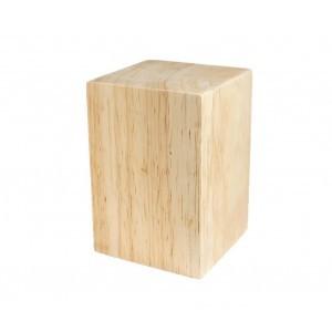 Wood Block Finial