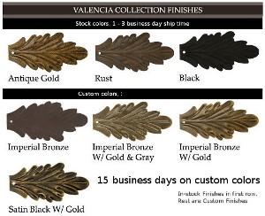 Valencia Colors