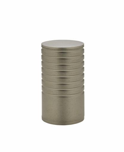 Cylinder Satin Nickel