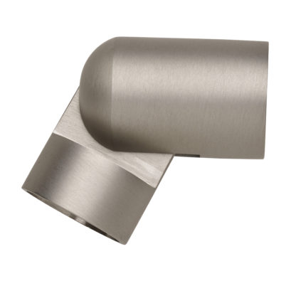 Elbow Satin Nickel