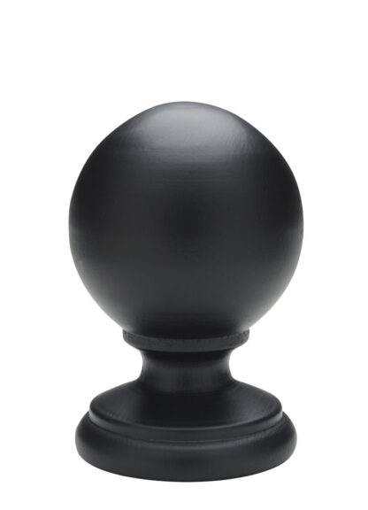 Smooth Ball Black