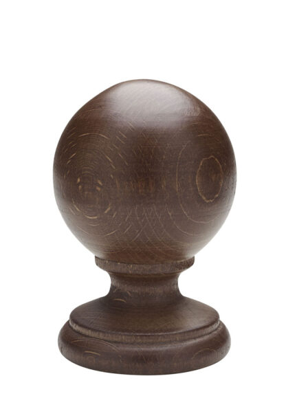 Smooth Ball Dark Oak