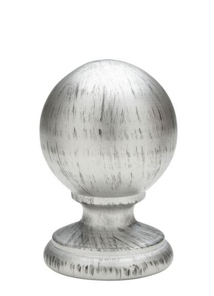 Smooth Ball Silver