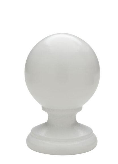 Smooth Ball White