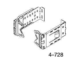 6 1⁄4–8 1⁄2 clearance bracket